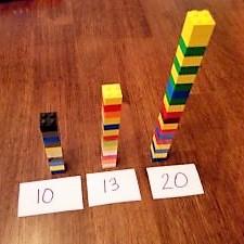 rounding with blocks