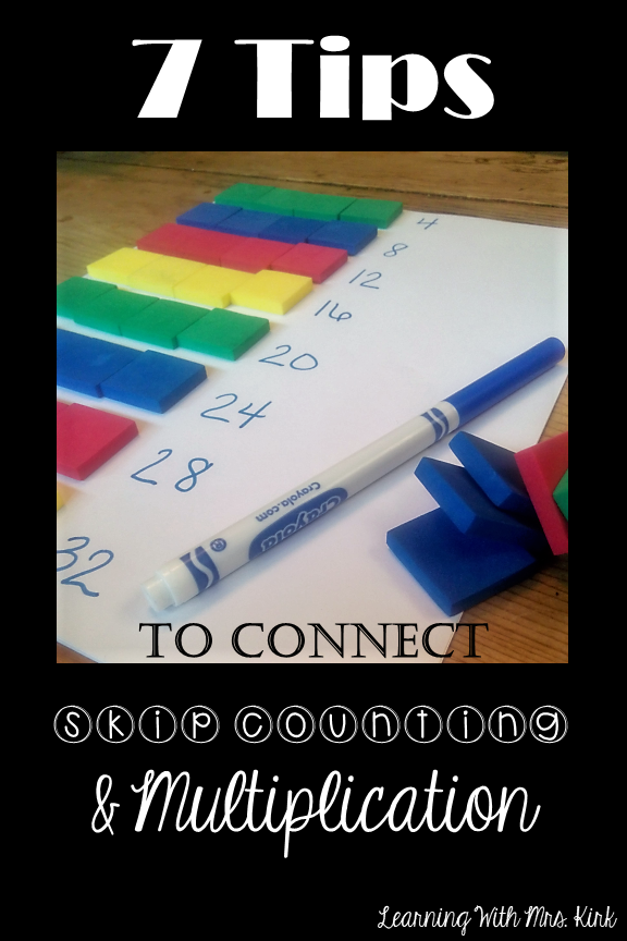 7 tips for skip counting