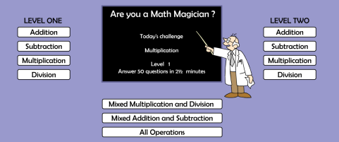 math magician