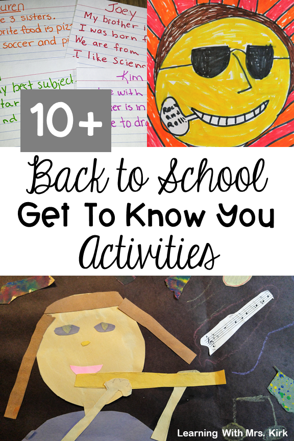 back to school 10 ideas