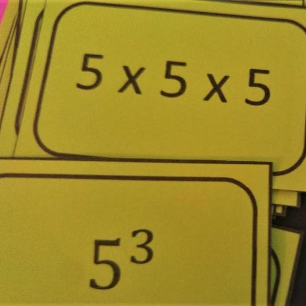 exponent 3